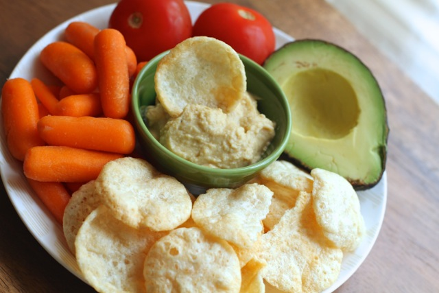 Dipping Snack Plate