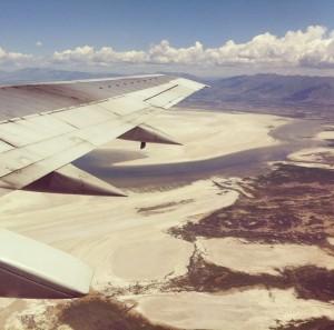 Plane To Utah