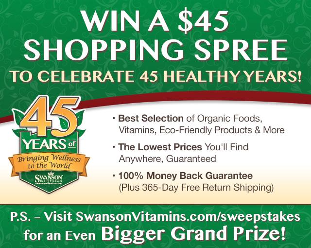 45 Healthy Foods