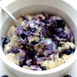 Blueberry Muffin Breakfast Bake