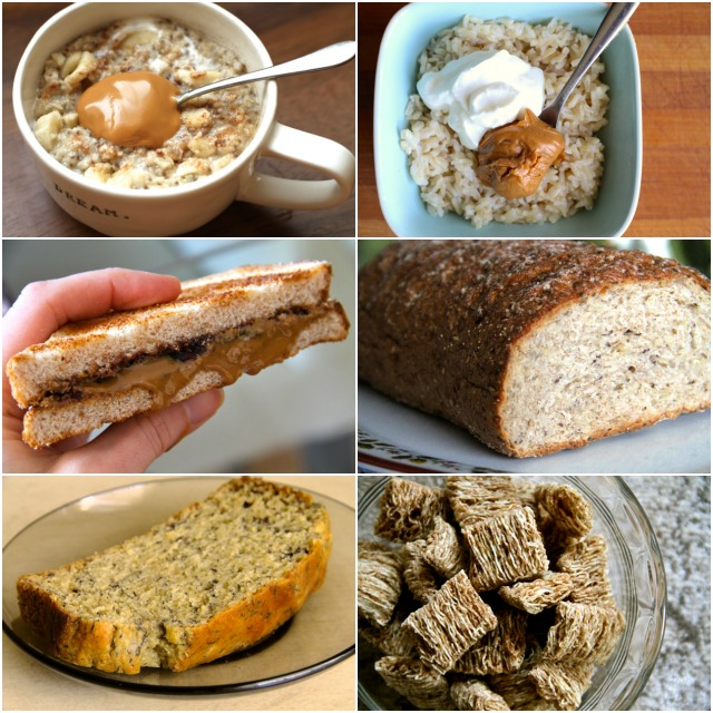 Epic Grains Collage