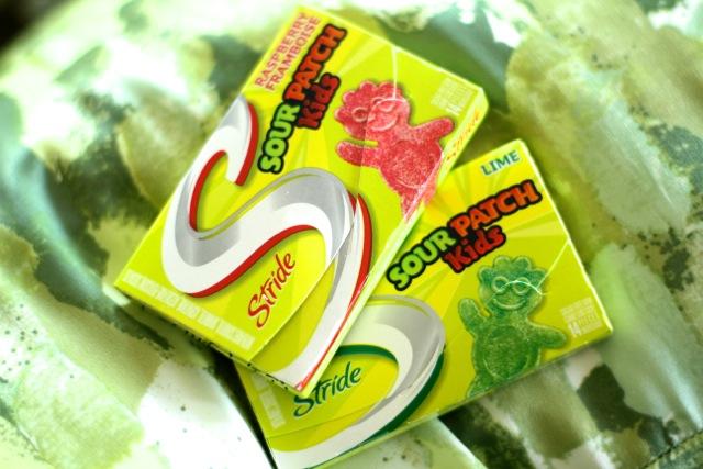 Sour Patch Kids Gum