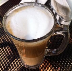 Cafe Mondo Latte