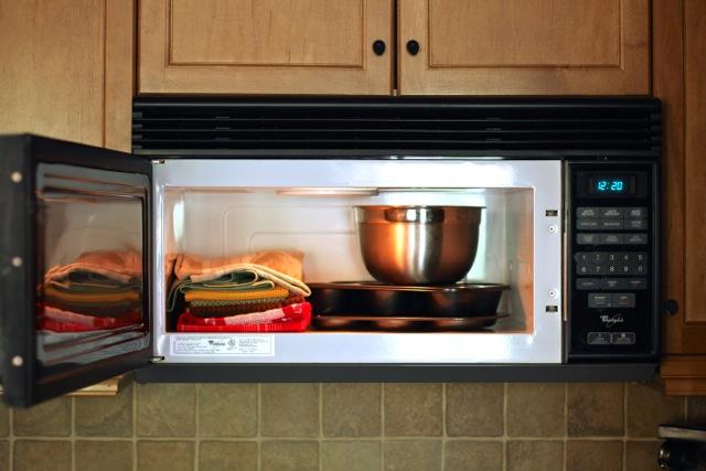 Microwave Storage