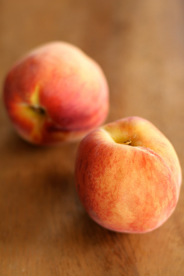 Perfect Summer Peaches