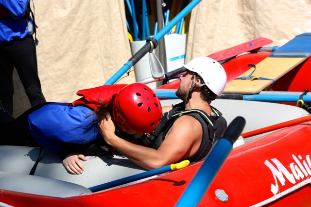 Rafting Safety