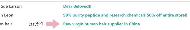 Wtf Human Hair