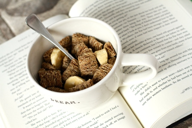 Books and Cereal