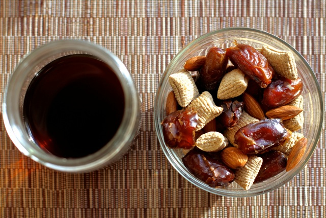 Coffee and Dates