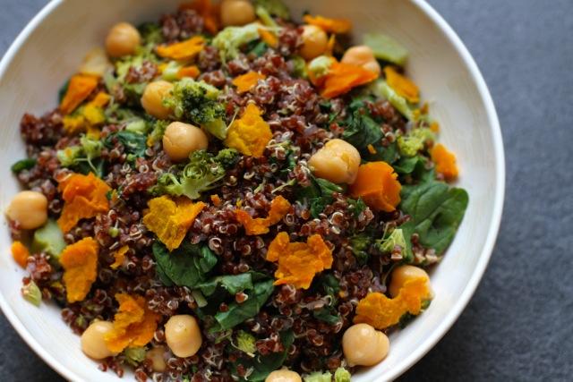 Comforting Quinoa Bowl