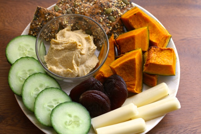 Fall Snack Plate