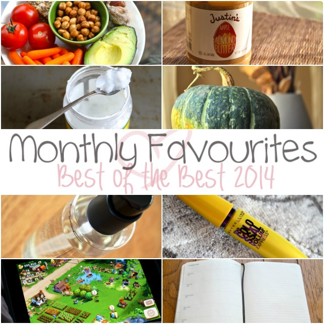 Monthly Favourites BoB