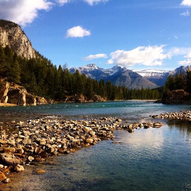 Beautiful Fall Mountains