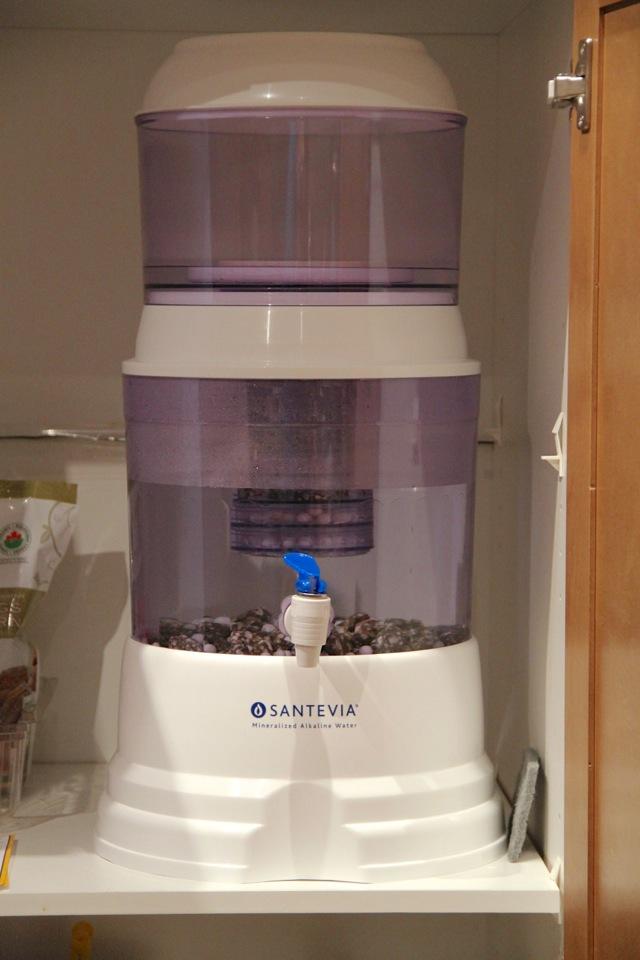 Santevia Gravity Filtration System