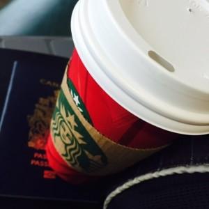 Airport Starbucks