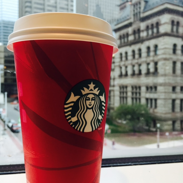 Starbucks in Toronto