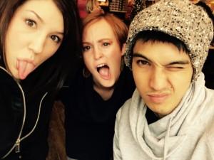 Goofy Trio