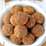 Snickerdoodle Donut Holes4