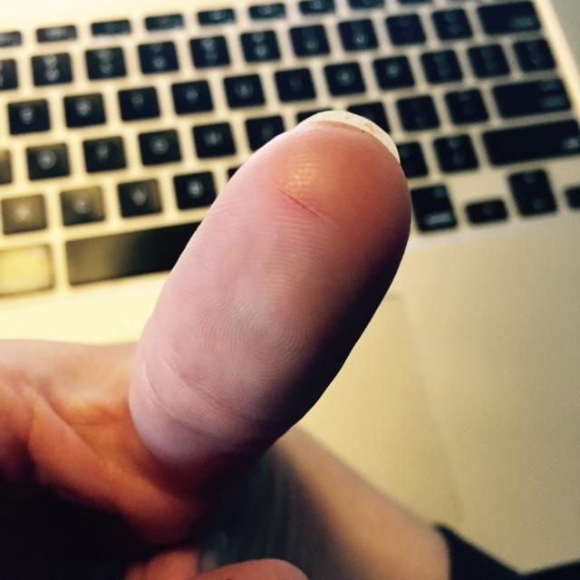 Thumb Cut