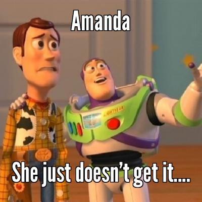 Amanda Meme 3