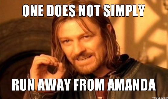 Amanda Meme