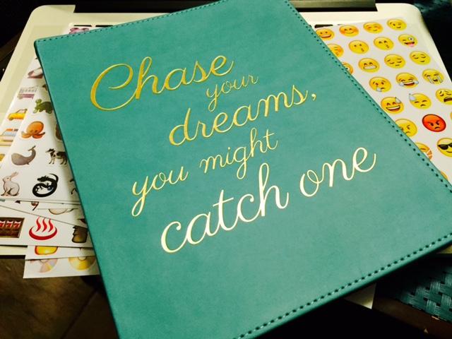Dreams Notebook
