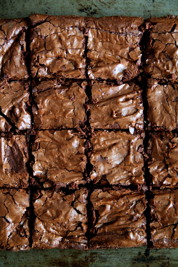 recipe: how to get flaky top on brownies [28]