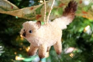 Kitty Ornament
