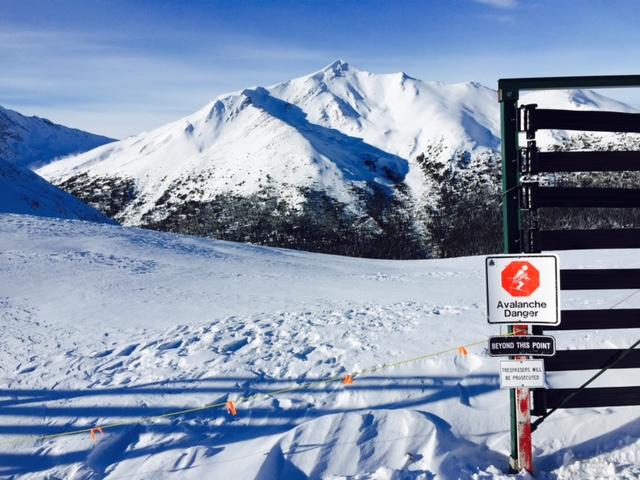 Avalanche Warning