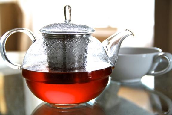 David's Tea Teapot