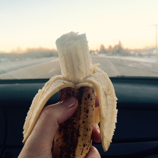 On the Road with Bananas
