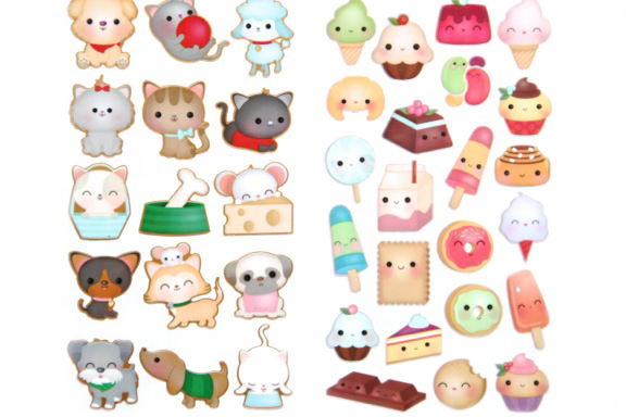Ridiculously-Cute-Stickers