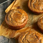 Vegan Flourless Banana Bread Muffins