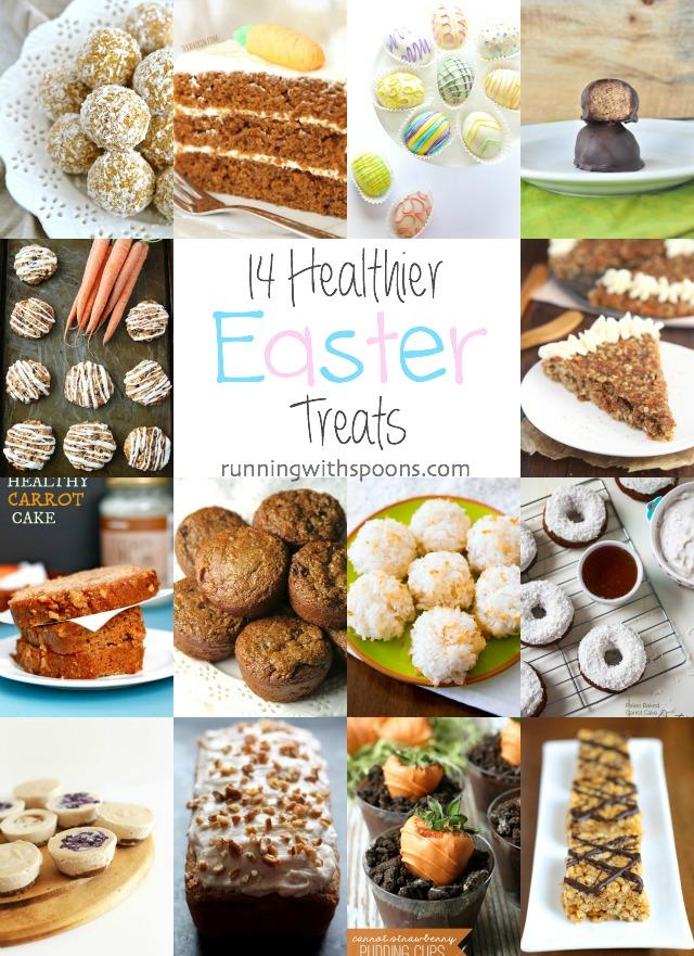 14 Healthier Easter Treats