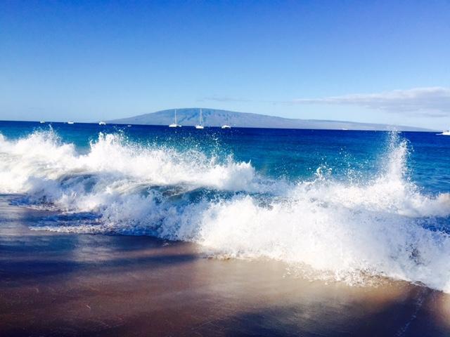 Big Maui Waves
