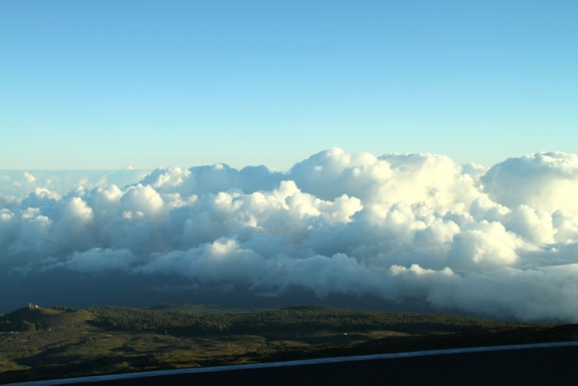 Clouds Over Maui