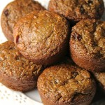 Flourless Morning Glory Muffins6
