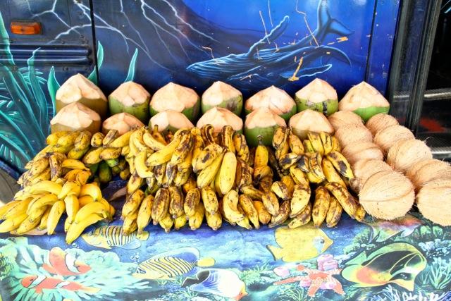 Fresh Maui Fruits