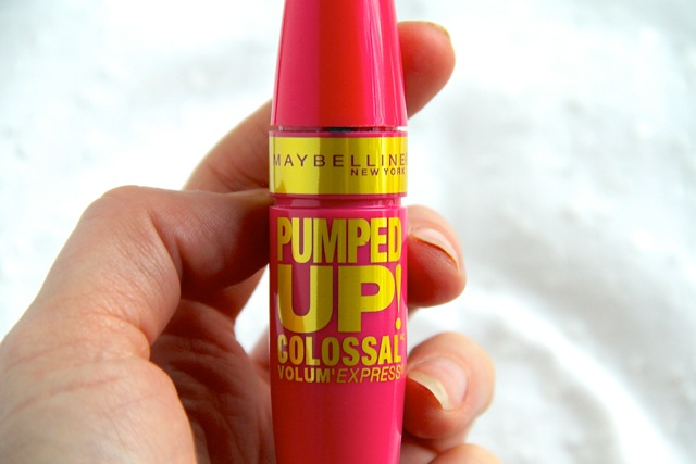 Maybelline Pumped Up Mascara