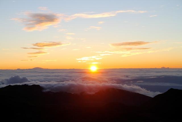 Unbelievable Sunrise