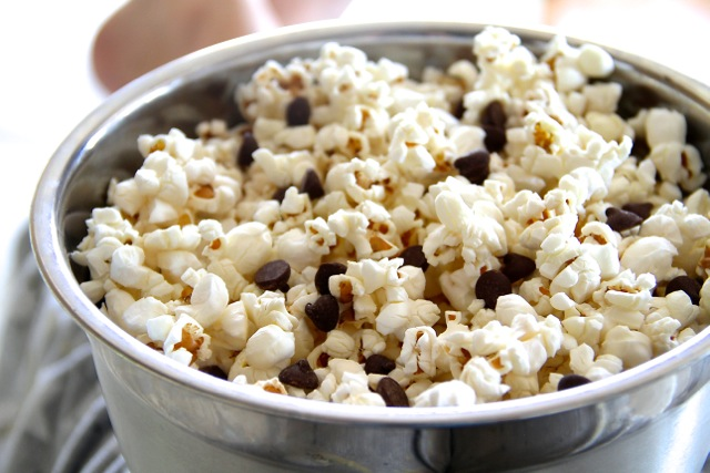 Chocolate Chip Popcorn