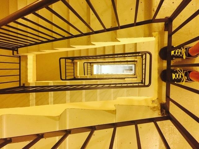 Condo Stairs