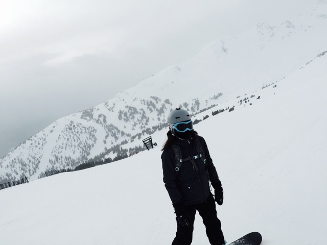In the Snowy Mountains