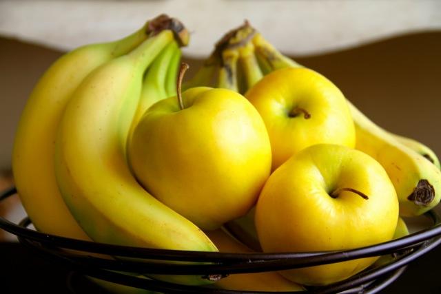 Ripening Green Bananas