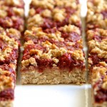 Strawberry Banana Oat Bars3
