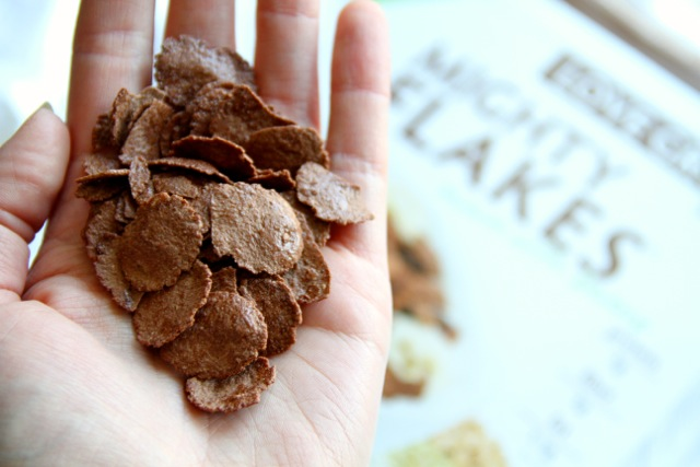 Chocolate Mightly Flakes