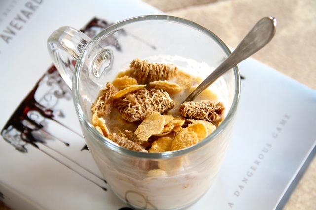 Milky Cereal Mix