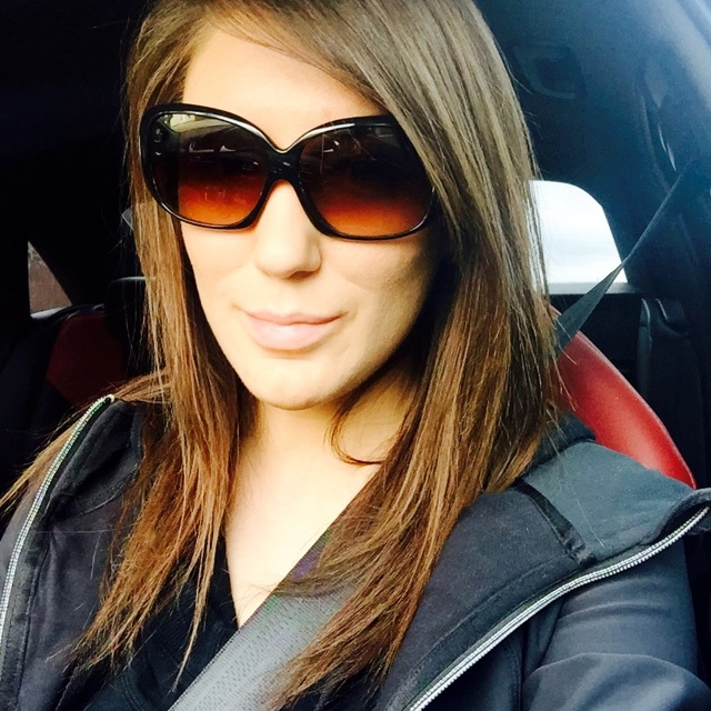 Sunglass Car Selfie