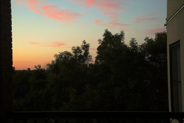 Darker Mornings