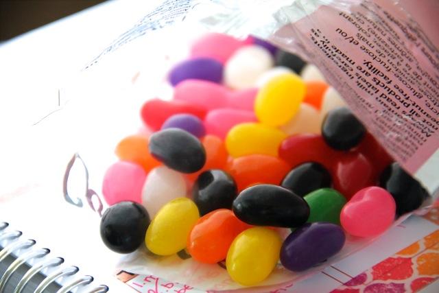 Black Jelly Bean Love